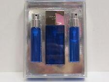 Aramis Life For Men 3 Pieces Set 3 x 0.5 oz Eau de Toilette Spray In Box Sealed