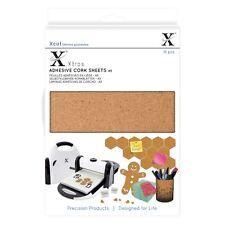 Xcut Xtra A5 Adhesive 1mm Cork Sheets x15 XCU174403