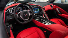C7 Stingray Z06 Grand Sport ZR1 Corvette Steering Wheel Suede Carbon Manual