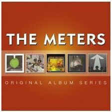 THE METERS - ORIGINAL ALBUM SERIES 5 CD NEU