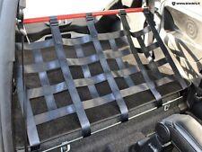 Barra puntal trasero per 500 e 595 con red Negro