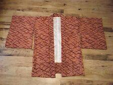 GORGEOUS Vintage Silk Kimono Jacket Haori  One Size