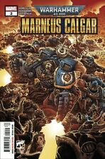 Warhammer 40k Marneus Calgar #1-2 | Select Covers | Marvel Comics NM 2020