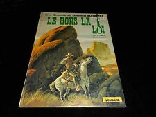 Charlier / Giraud : Blueberry : Le hors la loi Editions Lombard 1974