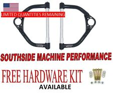 SSM PERFORMANCE G Body S-10 Front Tubular Upper Control Arms Aluminum Shaft GNX