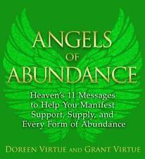 ANGELS OF ABUNDANCE - VIRTUE, DOREEN/ VIRTUE, GRANT - NEW PAPERBACK BOOK