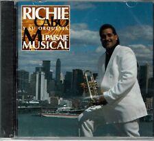 Richie  Cabo y Su Orquesta Paisaje Musical   BRAND  NEW SEALED  CD