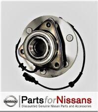 2012-2015 Nissan Titan Armada 4WD Front Wheel Hub Bearing NEW OEM 40202-9GG0B