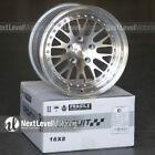 Circuit CP21 16x8 5x114.3 +25 Machined Wheels Classic Mesh Deep Stepped Lip