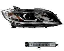 Passenger Right Genuine Headlight Headlamp Fog Light For Accord LX-S Coupe Honda