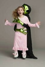 ALIEN ABDUCTION Chasing Fireflies 8 10  Girls Halloween Costume 2017 version