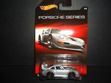 Hot Wheels Porsche 993 GT2 Silver Walmart Exclusive 1/64