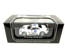 Kyosho Beads Collection Lexus Forum Engineering SC430 2007 Car #6 Super GT 1/64