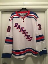 New York Rangers Reebok Premier Jersey - Henrik Lundqvist  30 56a2dbfd4
