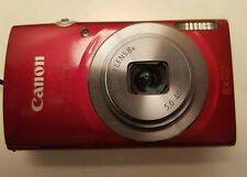Canon Powershot ELPH 160 digital camera (8X optimal zoom)