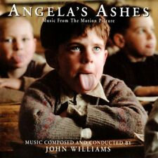 Angela's Ashes - John Williams - Decca Records Japan - Score - Soundtrack - CD