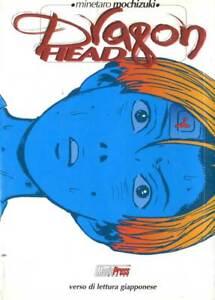 Dragon Head da 1 a 6 Magic Press manga