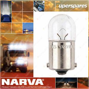 Narva Interior Park Globe 12 Volt 5W 47207BL for volvo Premium Quality