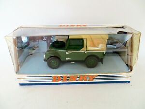 MATCHBOX DINKY COLLECTION DY9 1949 LAND ROVER SWB'. GREEN. MIB/BOXED