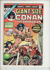GIANT-SIZE CONAN #3 F/VF TO VF-