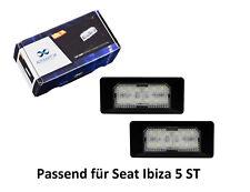 Premium LED Kennzeichenbeleuchtung für Seat Ibiza V ST 6J8 KB15