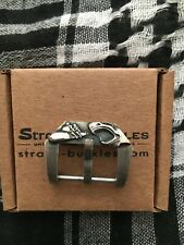 Watch Buckle Tad Pdw Custom .925 Silver 20mm Dive
