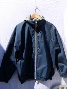Louis Vuitton Windbreaker Jacket Men's Blue