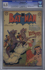 Batman #56 Simcoe Pub 1950 CANADIAN EDITION CGC 6.5 (FINE +)