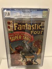 Fantastic Four #18 CGC 7.0