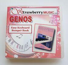 EASY KEYBOARD BUMPER BOOK (USB) for Yamaha Genos software. 1000 registrations