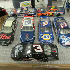 "7 VARIOUS 9"" DIECAST MODEL CARS, #3, 5, & 15! PLEASE READ!! R159"