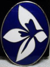 JACK YOUNGERMAN  (1969) MID CENTURY MODERN MCM Enamel Flower Pin Brooch Pendant