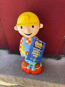 (S8) VINTAGE SOAKY - GREAT CONDITION - BOB THE BUILDER w/TAG