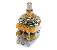 (1) CTS Dual 500k/500k Concentric Control Pot for Guitar/Bass EP-4586-000