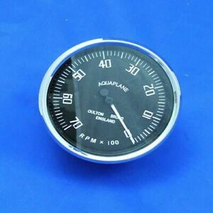 Ford Aquaplane of Oulton Broad revolution counter / tachometer