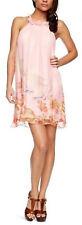 TRAFFIC PEOPLE Confetti Silk Dress Size Large BNWT