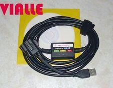 VIALLE LPi, LPdi, LPfi / LPG GPL Diagnose Kabel USB INTERFACE ADAPTER + Software