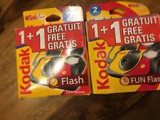 Kodak Fun Flash  Set! 12 Kameras!  Einwegkameras 27 Fotos! Super für Hochzeit !