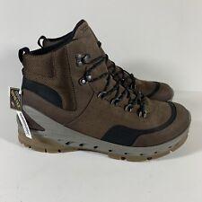 ECCO Biom Venture TR Gore-Tex Hiking Boots, Brown/Black, EU 43, US 9-9.5 NEW