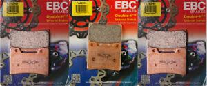 EBC HH front & rear brake pads set - 1993-2007 Yamaha V-Max _FA160HH FA88HH