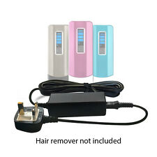 Replacement Charger/UK Plug for NoNo Hair Removal PRO5/PRO3/8800NEW BEST ON EBAY
