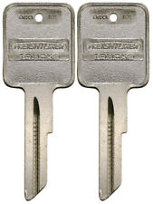 2 FREIGHTLINER TRUCK SEMI FACTORY ORIGINAL OEM KEY BLANKS 1991-2003