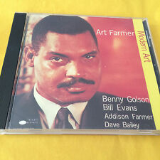 Modern Art, Art Farmer, Audio CD