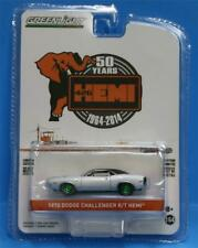 Greenlight Anniversary Collection R9 1970 Dodge 426 HEMI Challenger CHASE CAR