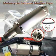 Exhaust Pipe Universal Modified Muffler For Triumph Street Triple 2007-2015 ABS