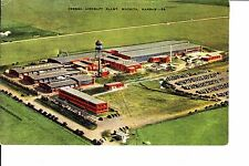Wichita, KS  Aerial View Of Cessna Aircraft Plant @ 1940
