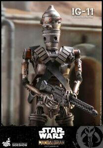 Hot Toys 1/6th TMS008 Star Wars The Mandalorian IG-11 UK Pre Order