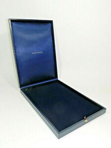 Leather Ralph Lauren Empty Gift Box
