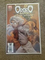 Ororo Before the Storm #1 (Marvel 2005)