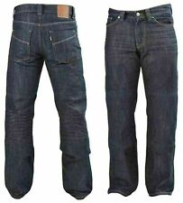 Men Motorcycle Denim Jeans Slim Fit Reinforced Jeans Made With DuPont™ Kevlar AS
